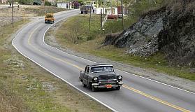 Concluye reparación de la Carretera Santa Clara-Manicaragua